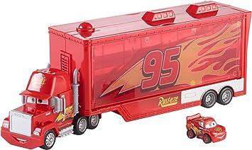 Oferta amazon: Cars 3 - Mack camión mundo de aventuras - coches juguetes - (Mattel FLG70)