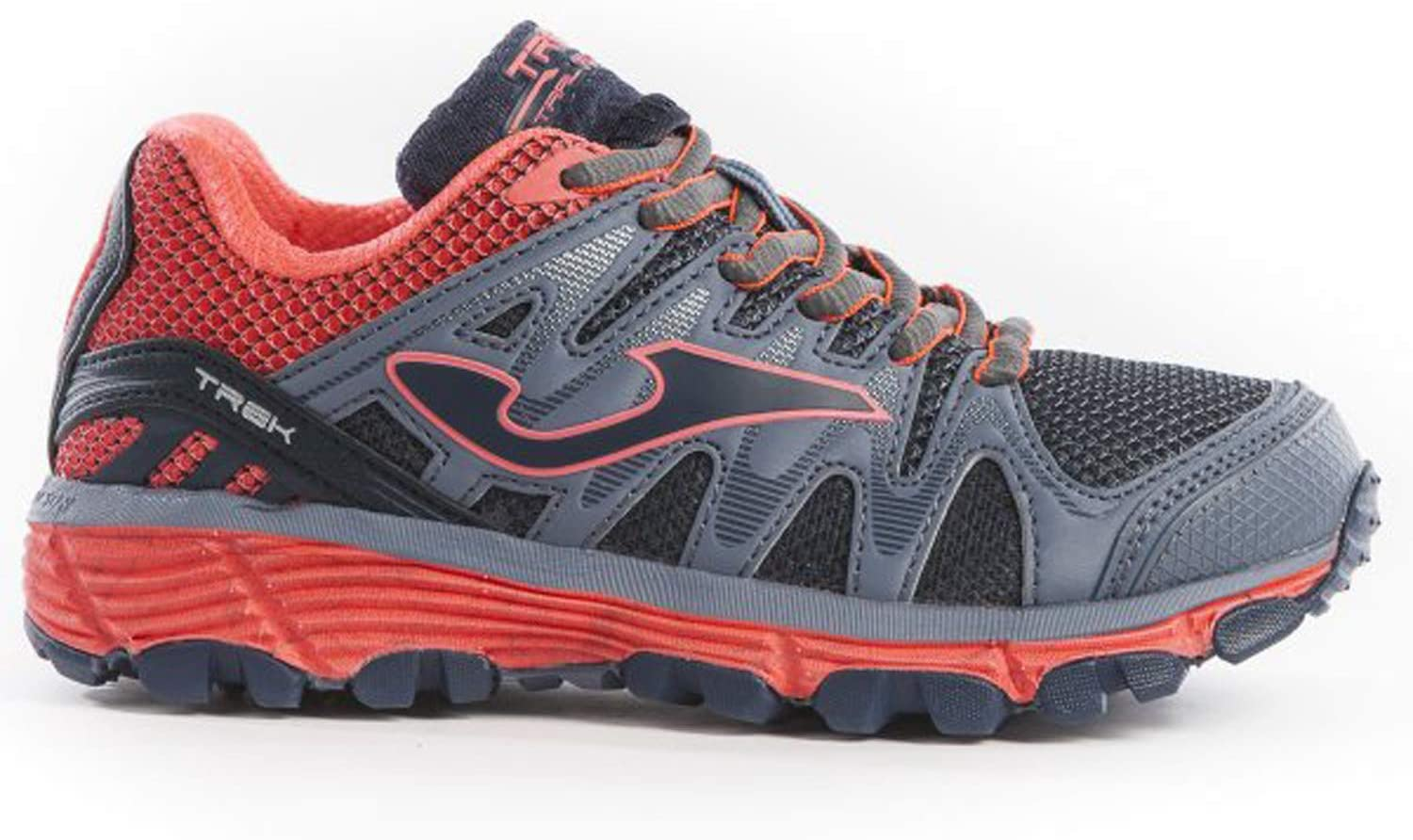 Joma Adventure Shoes Junior J_TREKS 912 - Zapatillas de Deporte, Color Gris y Rosa: Amazon.es: Deportes y aire libre