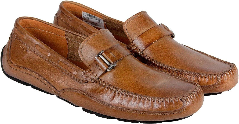 Clarks Men's Ashmont Bit Slip-On Loafer