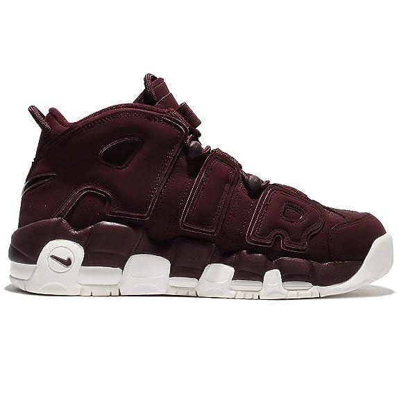 Nike Men's Air More Uptempo 96 QS, NIGHT MAROON/NIGHT MAROON-SAIL, 6 M US:  Amazon.ca: Shoes & Handbags