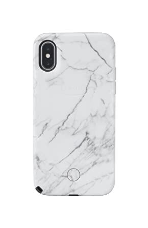Amazon.com: LuMee Selfie - Carcasa para iPhone X, LED ...