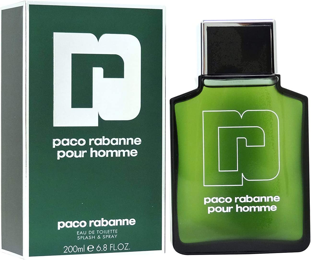 Paco Rabanne. Paco Rabanne Homme Eau De Toilette Vapo. 200 Ml.