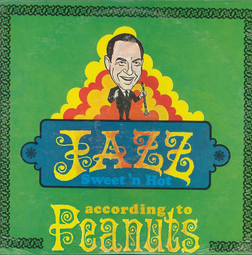 Jazz Sweet'n Hot According To Peanuts by Stylist Records