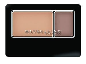 Maybelline New York Expert Wear Eyeshadow, Browntones, Duos, 0.08 Ounce