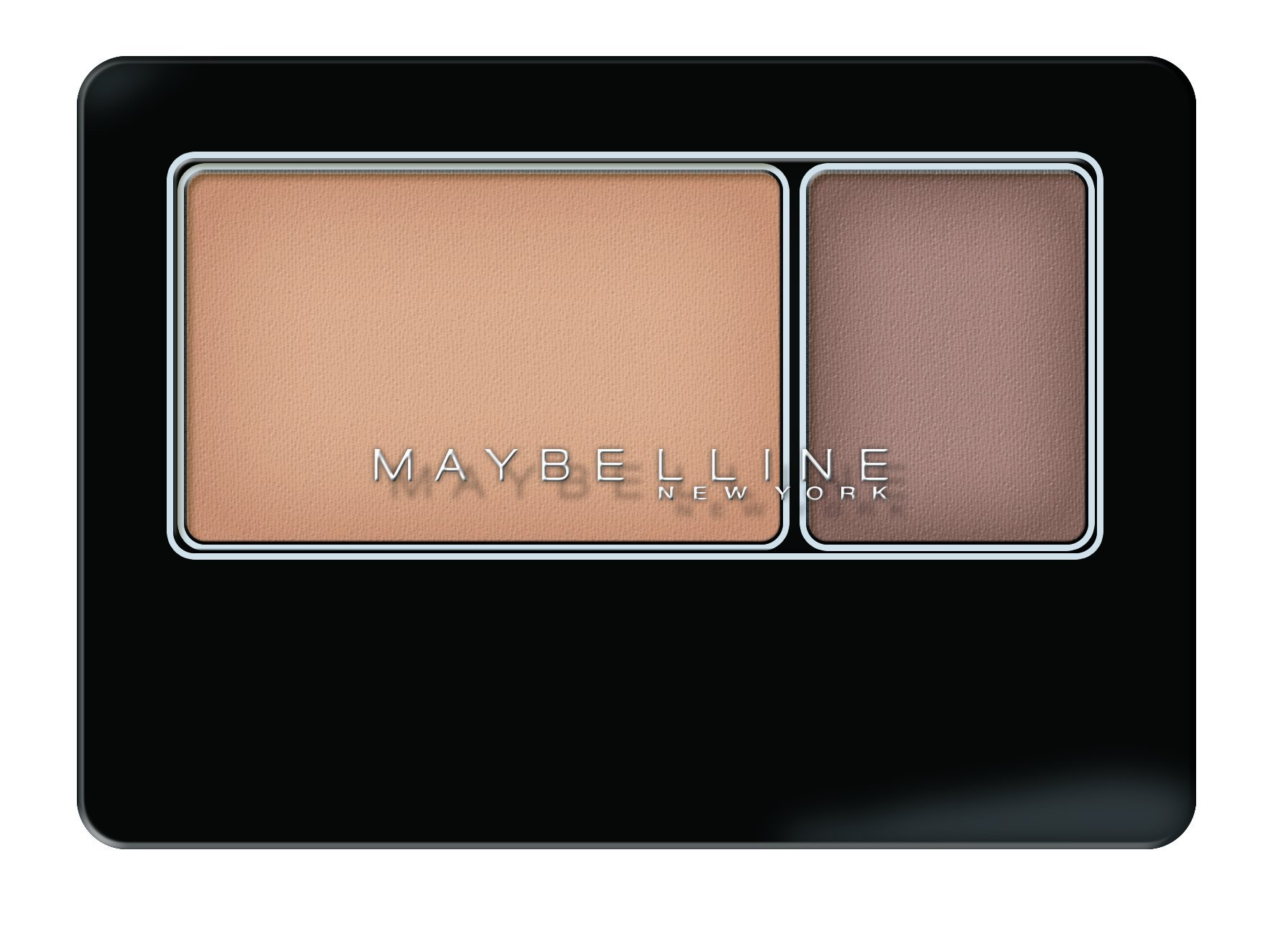 Maybelline New York Expert Wear Eyeshadow, Browntones, Duos, 0.08 Ounce