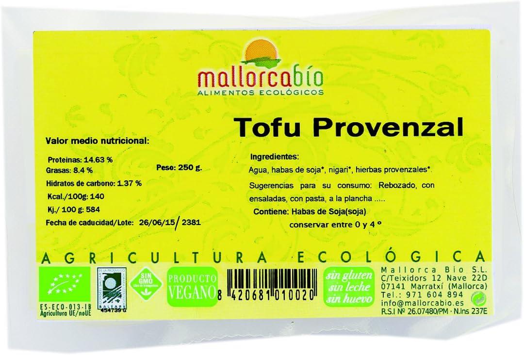 TOFU PROVENZAL 250 GR BIO: Amazon.es: Alimentación y bebidas