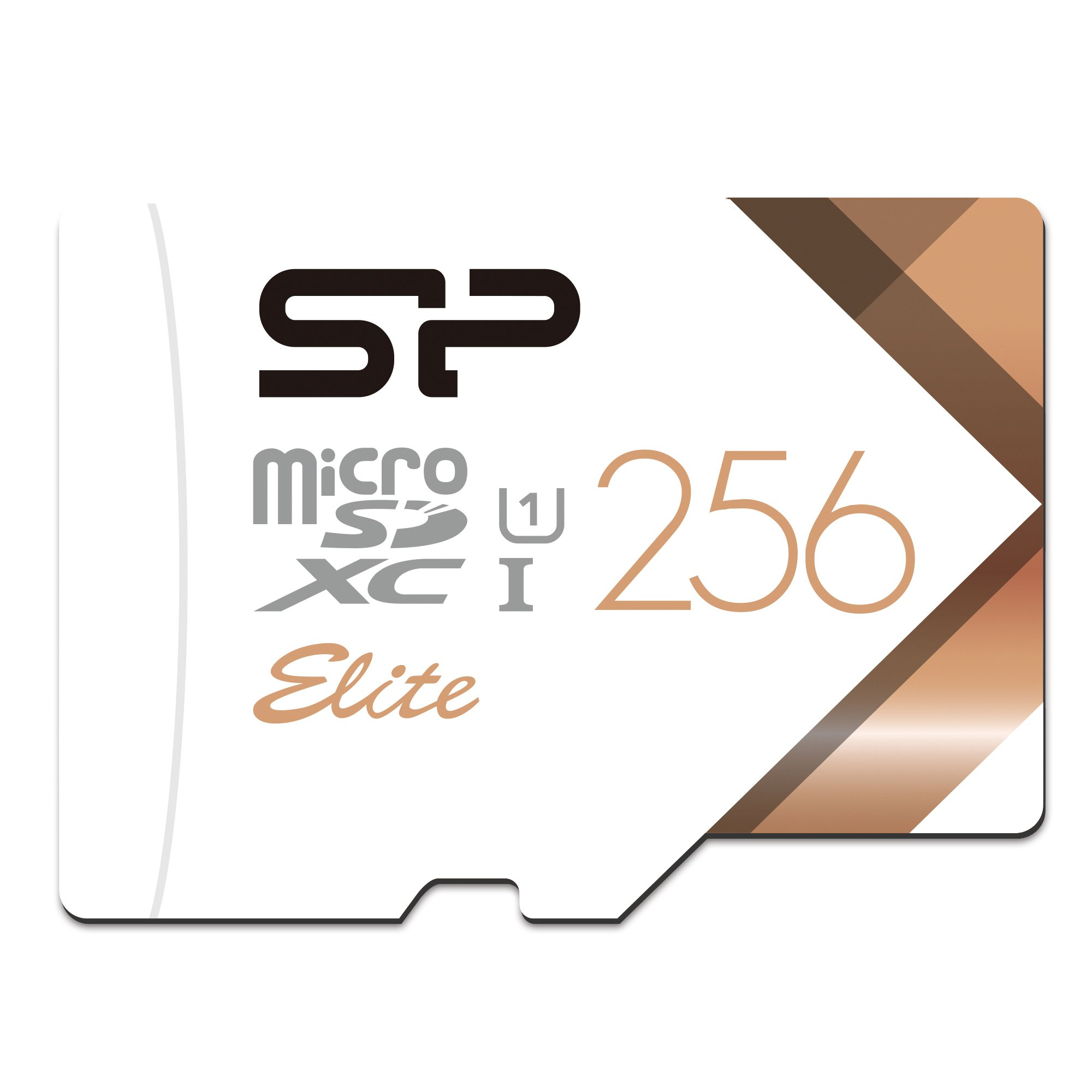 Silicon Power 256GB MicroSDXC UHS-1 Memory Card Limited Edition - with Adapter (SP256GBSTXBU1V21SP) by Silicon Power