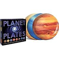 Planet Plates - Conjunto de ocho platos