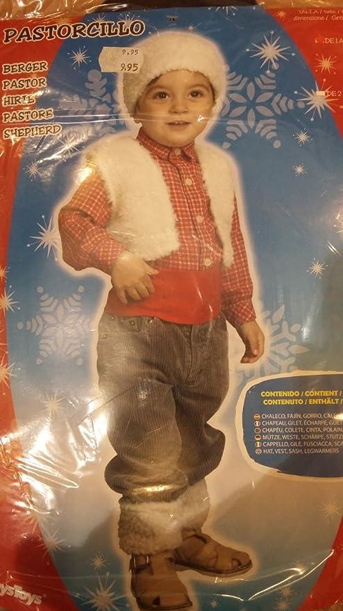 disfraz pastor 1-2 años: Amazon.es: Productos para mascotas