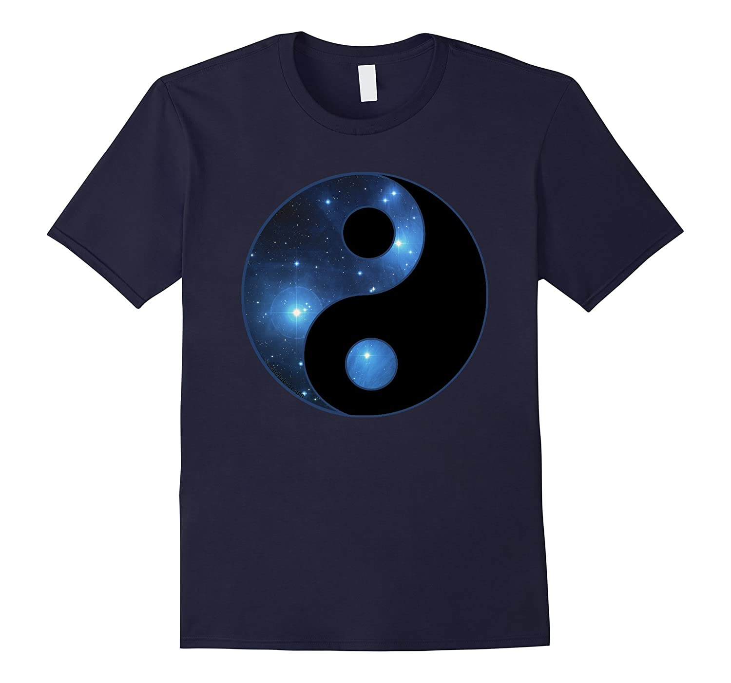 Yin Yang with the Pleiades Tshirt-CL