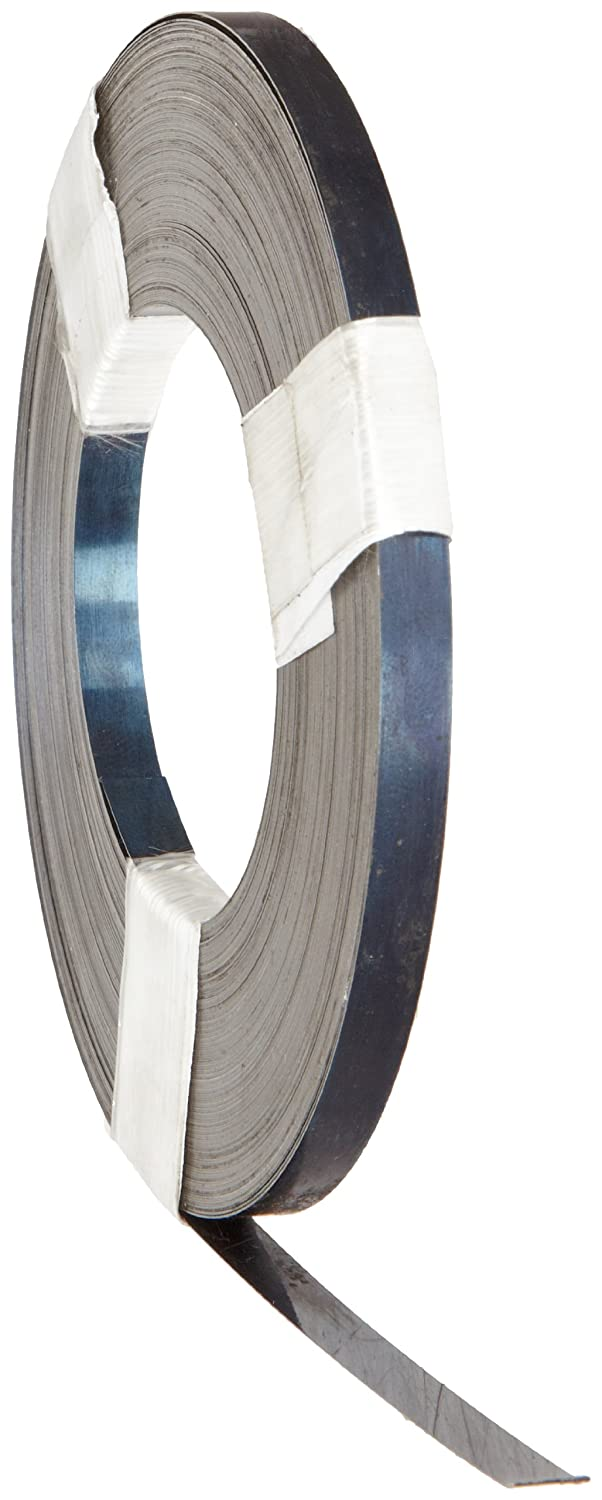 0.004 Thick Blue Temper 1095 Steel Shim Stock Coil 4 Width MIL-S-7947 25 Length
