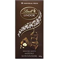 Lindt Hazelnut Lindor Singles Chocolate, 100 gm (Pack of 1)