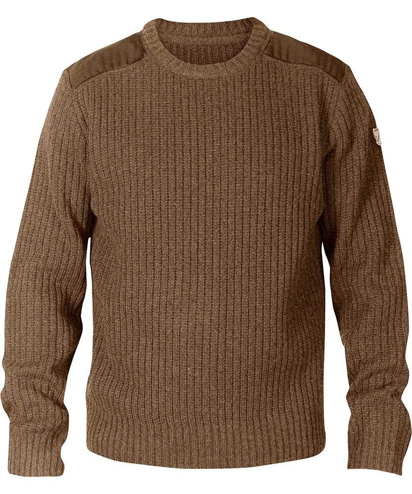 Fj/ällr/även Mens Singi Knit Sweater M Jersey