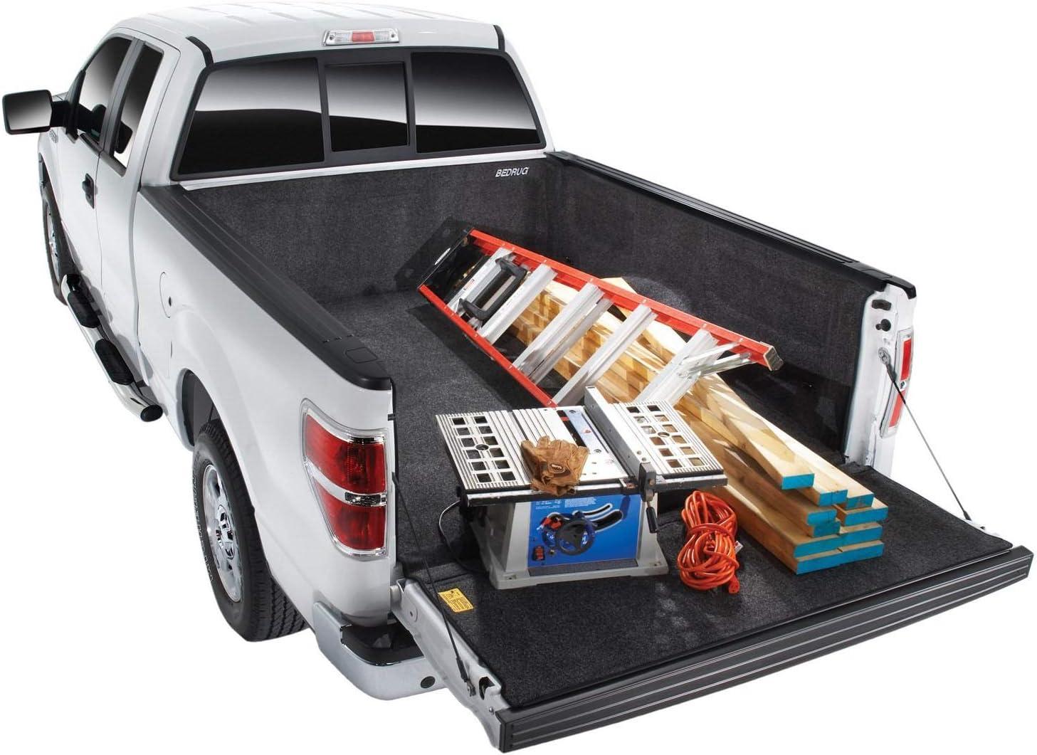 """BedRug Full Bedliner BRC07SBK fits 07+ SILVERADO / SIERRA 6' 6"""" BED"""
