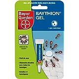 Bayer Garden Baythion Gel - Cebo en Gel Contra Hormigas de Uso en Interiores, 4g