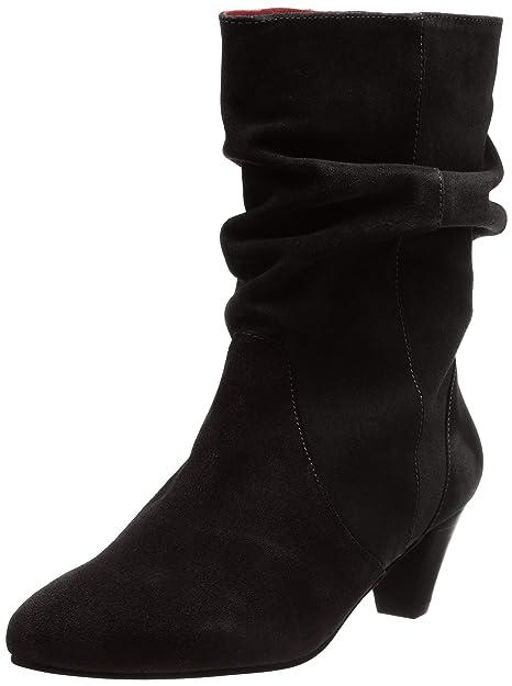 Buffalo Damen Wendoly Serraje Hohe Stiefel