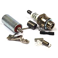 Briggs & Stratton 5020K Ignition Kit with Spark Plug 2-8 HP Engines with Breaker Point Ignition