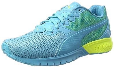 Bleu Wn's Running Femme Ignite Compétition Dual Chaussures de Puma EF68WUqww