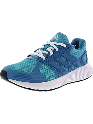hot sale online 1d464 feb6d High Duramo 8 Running Blue Womens adidas Aqua 6M Shoe Ankle