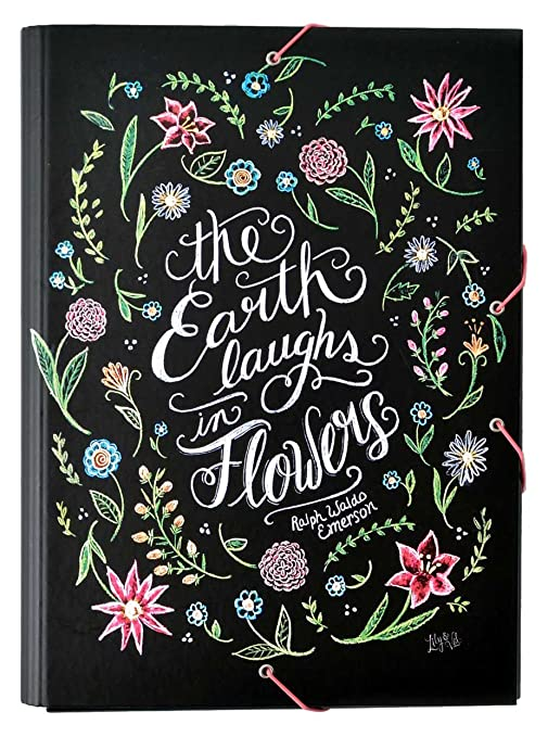 Amazon.com : Grupo Erik editores csg0018 - Folder with Flaps Design Lily and Val : Office Products