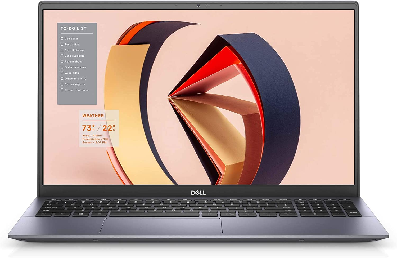 New Dell Inspiron 15 5505 15.6 inch FHD Thin & Light Laptop (River Rock) AMD Ryzen 7 4700U, 16GB DDR4 RAM, 512GB SSD, AMD Radeon RX Vega 10, Windows 10 Home (i7501-7623SLV-PUS) Platinum Silver