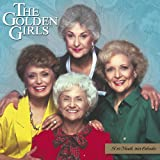 2018 golden girls wall calendar day dream - A Golden Christmas Cast