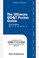 Ultimate GD&T Pocket Guide: Based on ASME Y14.5-2009 Kindle Edition