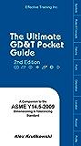 Ultimate GD&T Pocket Guide: Based on ASME Y14.5-2009