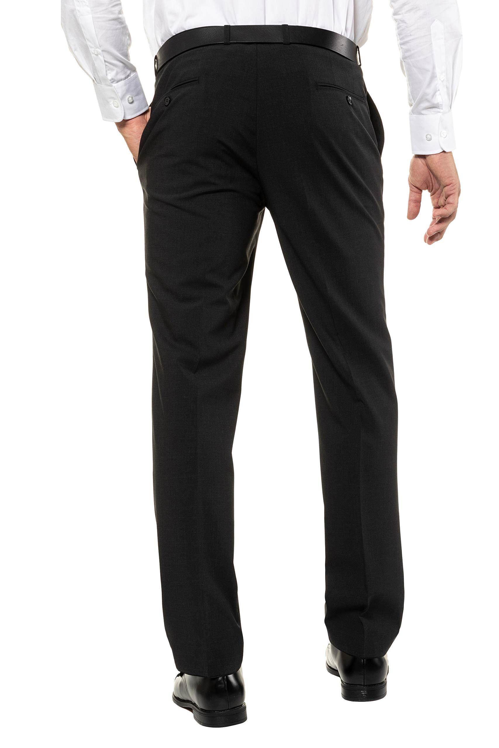 JP 1880 Mens Big /& Tall Comfort Fit Wool Blend Suit Pants 715413