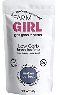 Bobs Red Mill Low Carb - Mezcla de pan (2 unidades): Amazon ...