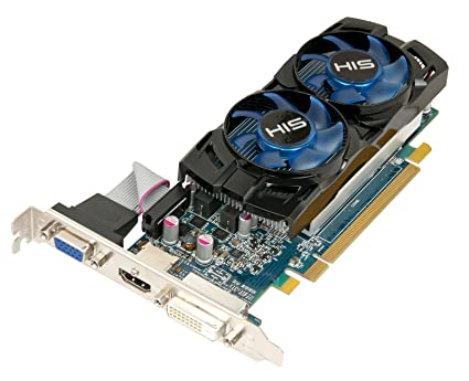 Amazon in: Buy HIS Radeon HD 6670 1GB (128bit) GDDR5 HDMI DVI-D