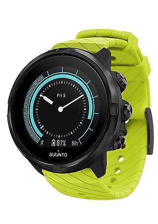 SUUNTO 9 Reloj, Unisex Adulto, Lima, Talla Única: Amazon.es: Deportes y aire libre