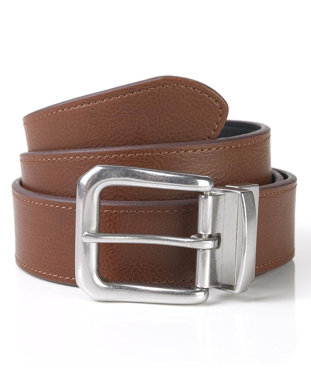 LAUREN Ralph Lauren Reversible Casual Belt Brown//Black 36