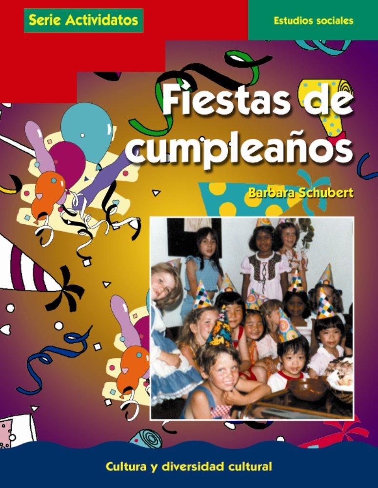 Amazon.com: FIESTAS DE CUMPLEANOS (Dominie Serie Actividatos ...