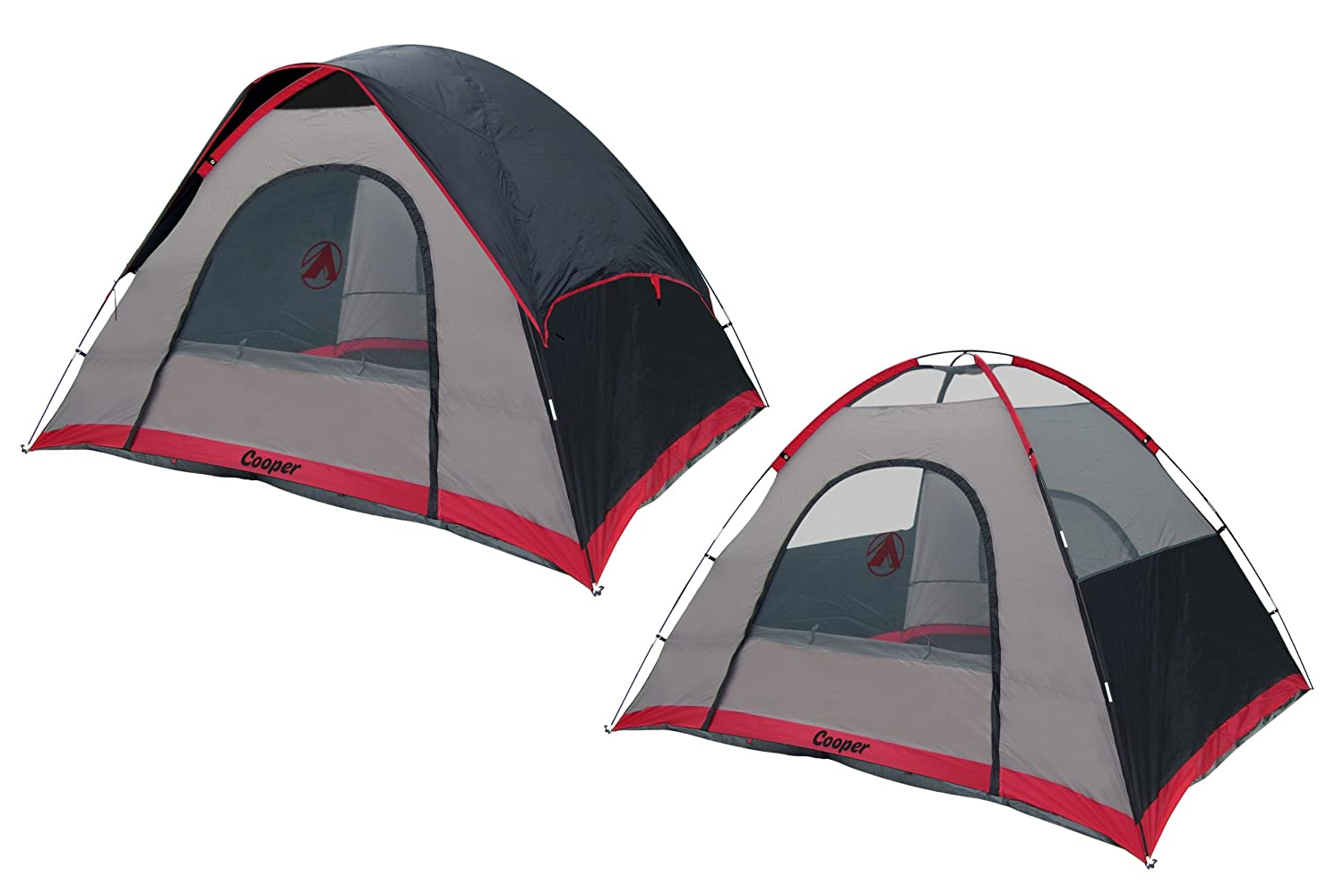 GigaTent Cooper Free Standing Family Dome Tent, 10 x 8-Feet x 71-Inch by GigaTent   B003O5QYK8