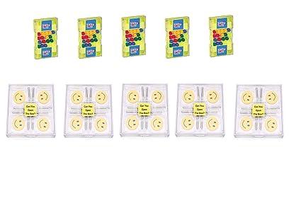 Virgo Toys Matchup & Brain Lock (Combo) - Pack of 5