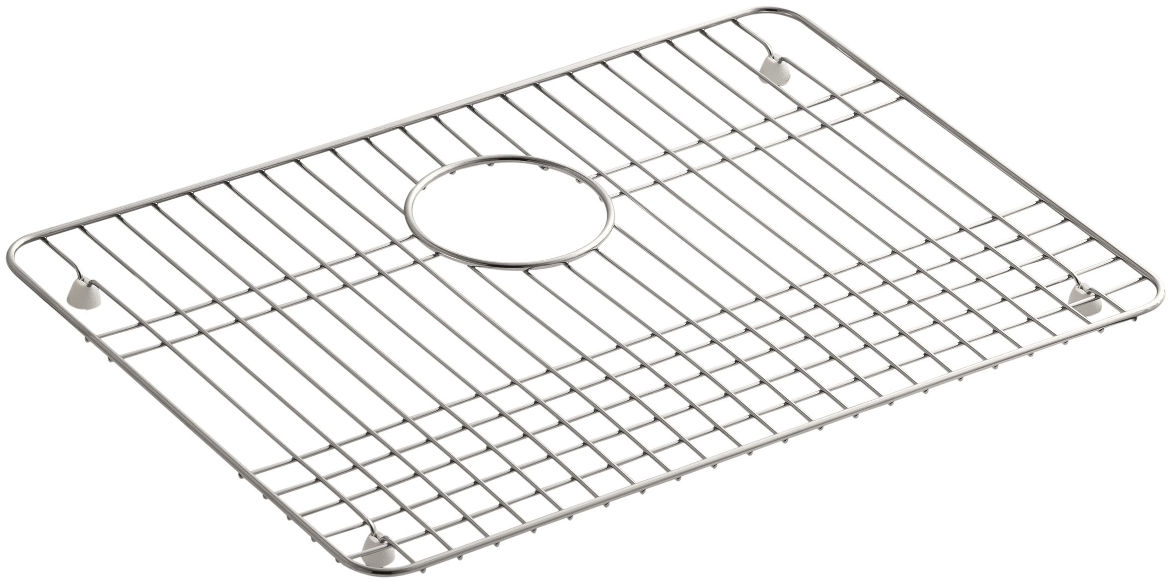 K-3192-ST Sink Rack for Ballad Utility Sink and Select Undertone and Iron/Tones Kitchen Sinks, Stainless Steel by Kohler (Image #1)