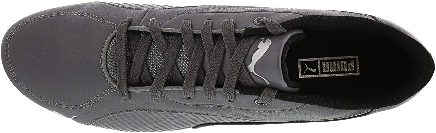 PUMA Mens Drift Cat 5 Carbon Fashion Sneaker