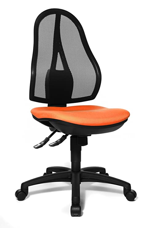 Bürostuhl Schreibtischstuhl Drehstuhl Topstar Open Point SY rot schwarz B-Ware