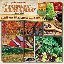 Farmers' Almanac 2019 Calendar