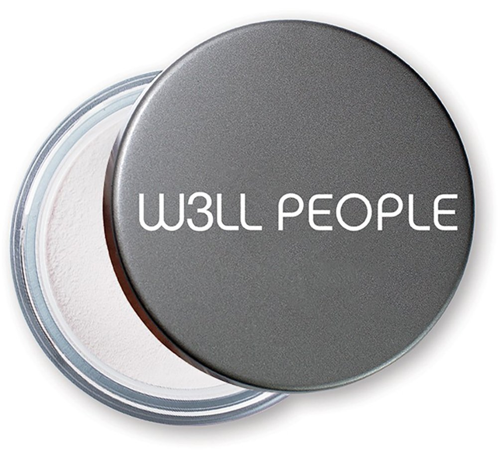 W3LL PEOPLE - Natural Realist Invisible Setting Powder (''X'' Clear / Translucent)