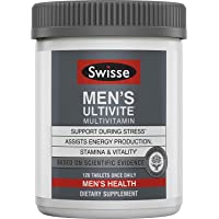 Swisse Ultivite Men's Multivitamin, 120ct