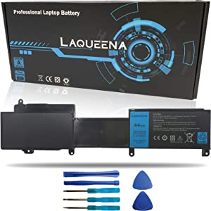 Laqueena 2NJNF Laptop Replacement Battery for Dell Inspiron 14z-5423 15z-5523 Ultrabook Series 8JVDG TPMCF T41M0 11.1V 44WH/3700MAH 6-Cell