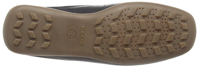 Geox C D Euxo C Geox Damen Mokassin Schwarz (schwarzc9999) 9184f7