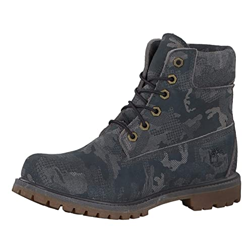 Timberland Premium Suede, Botin para Mujer: Amazon.es: Zapatos y complementos
