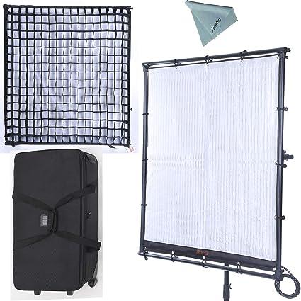 Amazon com : Falcon Eyes RX-120TDX 600W LED Roll-Flex Mat