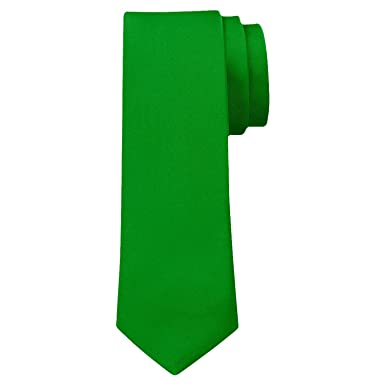 OM3 - Corbata - para hombre verde verde talla única: Amazon.es ...