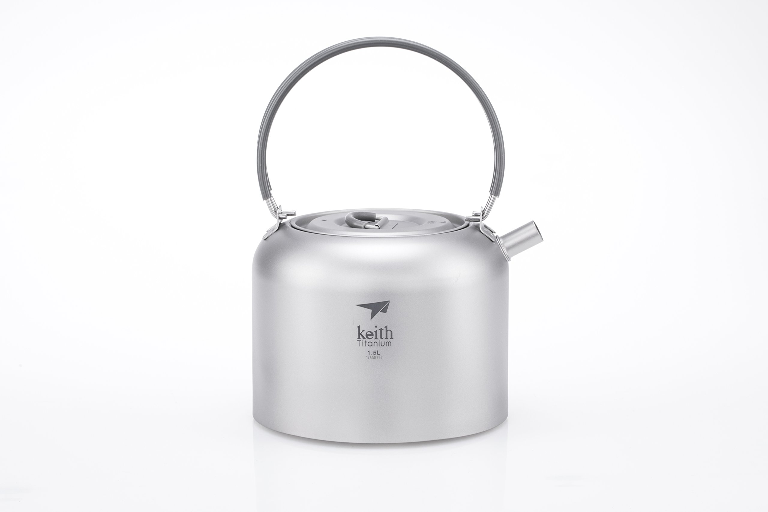 Keith Titanium Ti3907 Kettle - 1.5 L by Keith Titanium