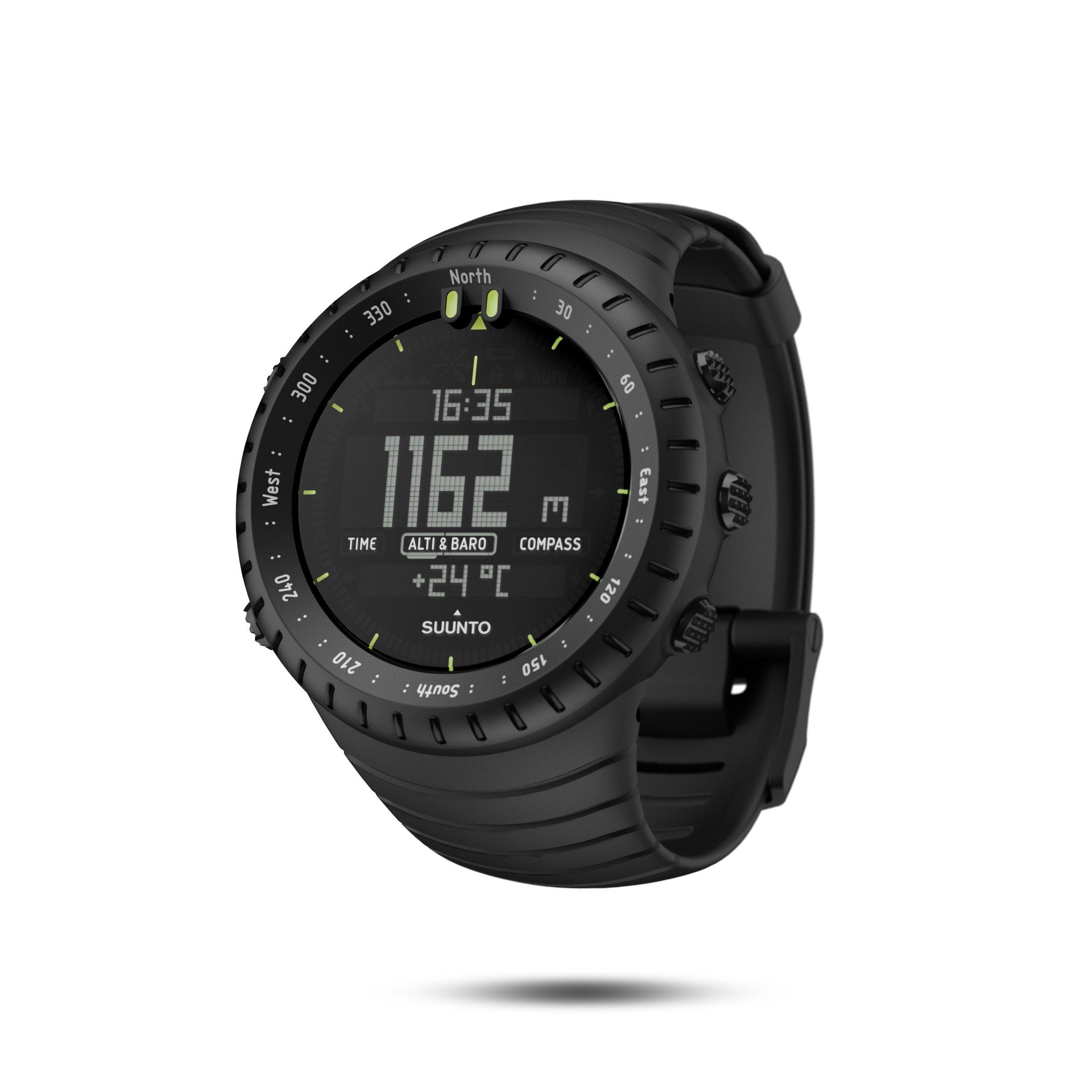 Suunto Core All Black Military Men's Outdoor Sports Watch - SS014279010 by Suunto (Image #4)
