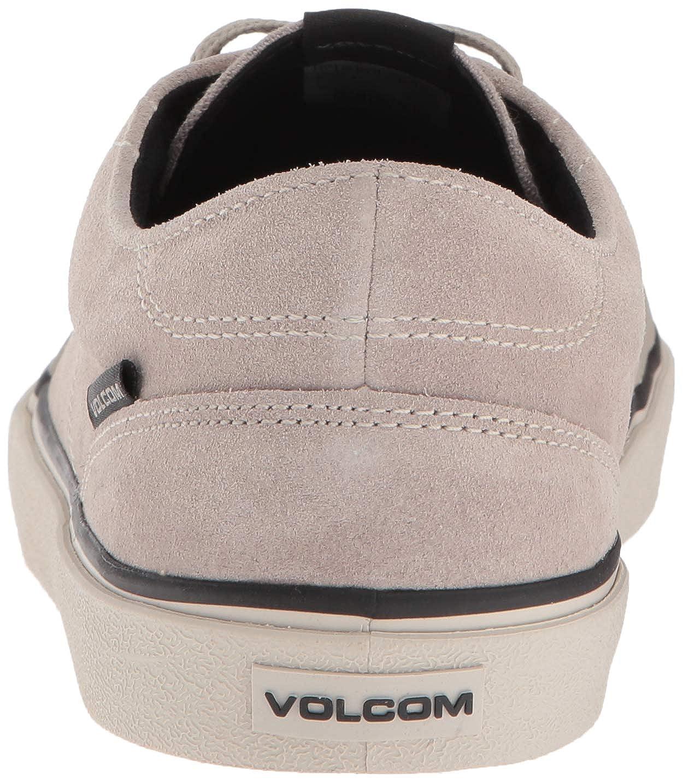 Volcom Mens LEEDS Suede Vulcanized Skate Shoe V4031890